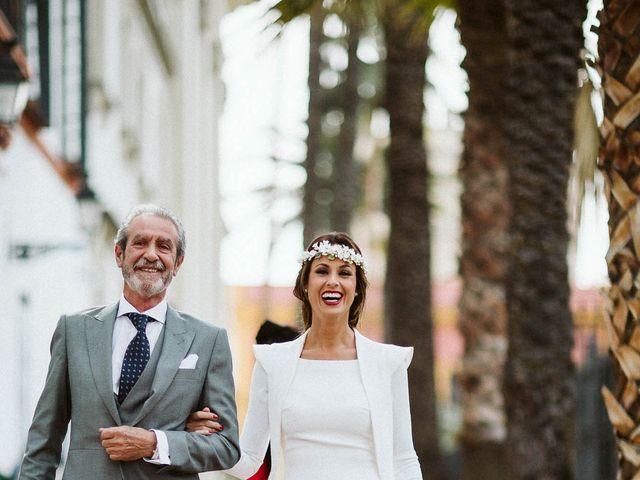 La boda de Alejandro y Mamen en Alcala De Guadaira, Sevilla 28