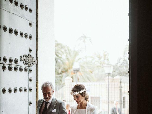 La boda de Alejandro y Mamen en Alcala De Guadaira, Sevilla 31