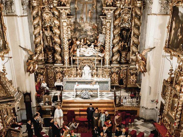 La boda de Alejandro y Mamen en Alcala De Guadaira, Sevilla 34
