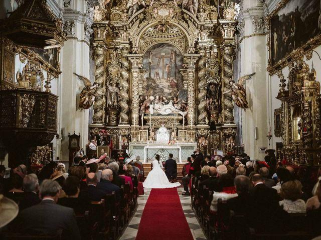 La boda de Alejandro y Mamen en Alcala De Guadaira, Sevilla 37