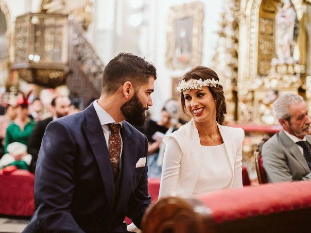 La boda de Alejandro y Mamen en Alcala De Guadaira, Sevilla 38