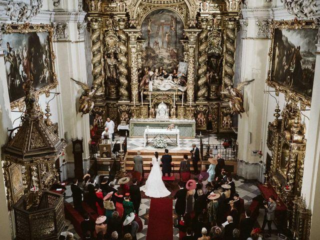 La boda de Alejandro y Mamen en Alcala De Guadaira, Sevilla 40