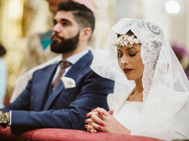 La boda de Alejandro y Mamen en Alcala De Guadaira, Sevilla 45
