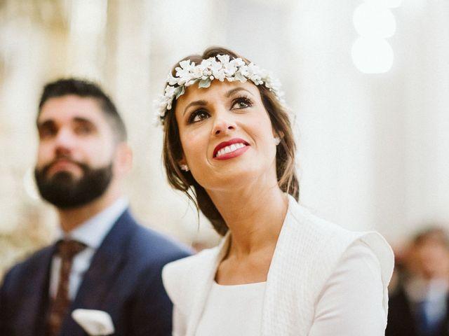 La boda de Alejandro y Mamen en Alcala De Guadaira, Sevilla 47
