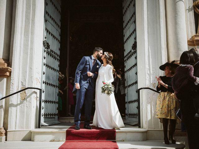 La boda de Alejandro y Mamen en Alcala De Guadaira, Sevilla 50