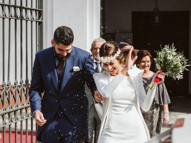 La boda de Alejandro y Mamen en Alcala De Guadaira, Sevilla 53