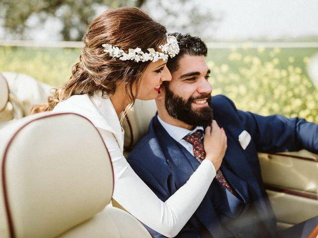 La boda de Alejandro y Mamen en Alcala De Guadaira, Sevilla 57