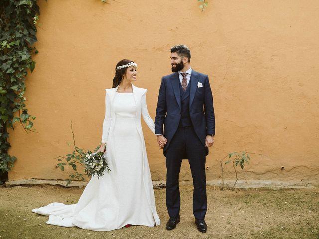 La boda de Alejandro y Mamen en Alcala De Guadaira, Sevilla 59