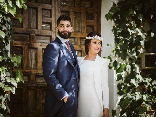 La boda de Alejandro y Mamen en Alcala De Guadaira, Sevilla 61