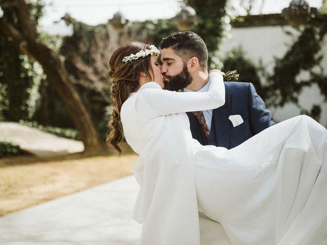 La boda de Alejandro y Mamen en Alcala De Guadaira, Sevilla 63