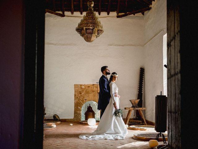 La boda de Alejandro y Mamen en Alcala De Guadaira, Sevilla 64