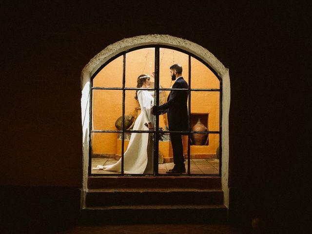La boda de Alejandro y Mamen en Alcala De Guadaira, Sevilla 66