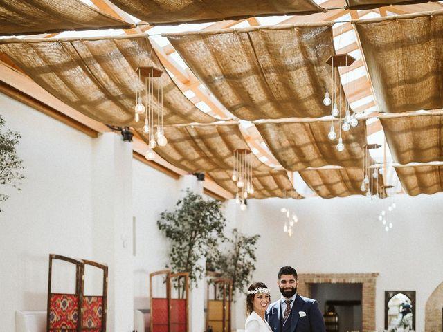 La boda de Alejandro y Mamen en Alcala De Guadaira, Sevilla 69