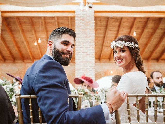 La boda de Alejandro y Mamen en Alcala De Guadaira, Sevilla 87
