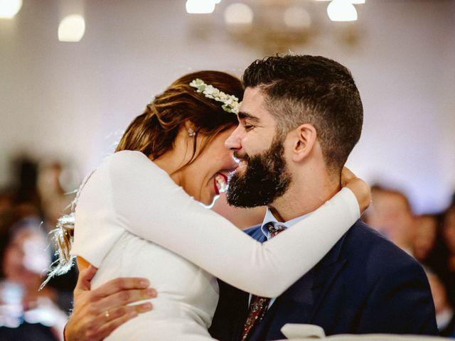 La boda de Alejandro y Mamen en Alcala De Guadaira, Sevilla 98