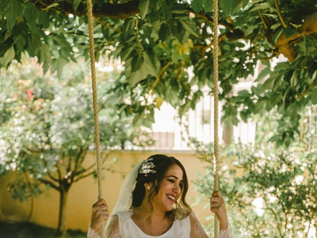 La boda de Félix y Ana en Ayerbe, Huesca 25
