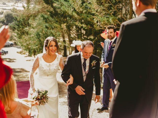 La boda de Félix y Ana en Ayerbe, Huesca 30