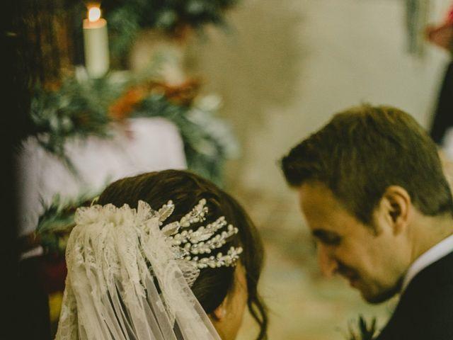 La boda de Félix y Ana en Ayerbe, Huesca 36