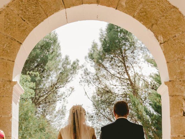 La boda de Félix y Ana en Ayerbe, Huesca 38