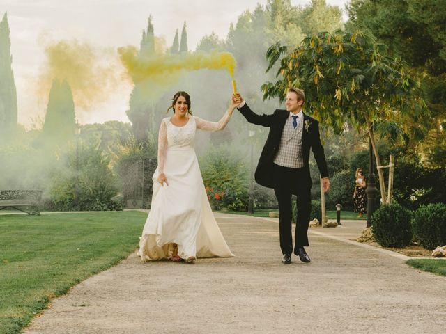 La boda de Félix y Ana en Ayerbe, Huesca 39