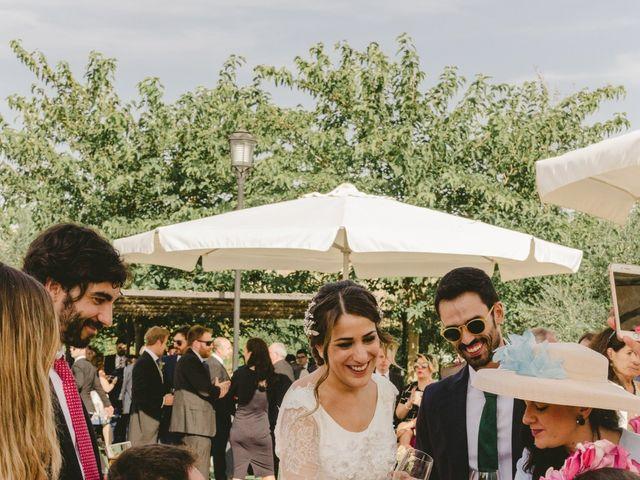 La boda de Félix y Ana en Ayerbe, Huesca 42