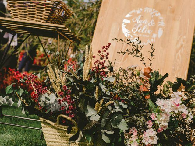La boda de Félix y Ana en Ayerbe, Huesca 43