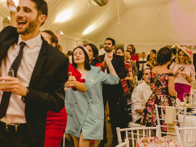 La boda de Félix y Ana en Ayerbe, Huesca 52