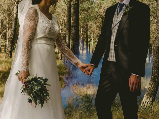 La boda de Ana y Félix