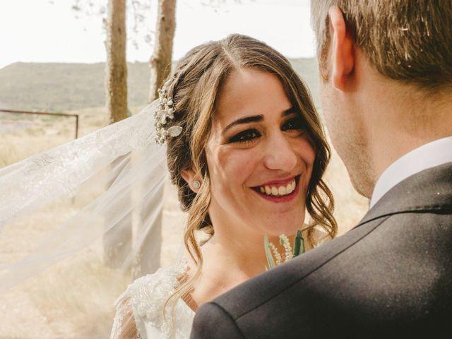 La boda de Félix y Ana en Ayerbe, Huesca 63