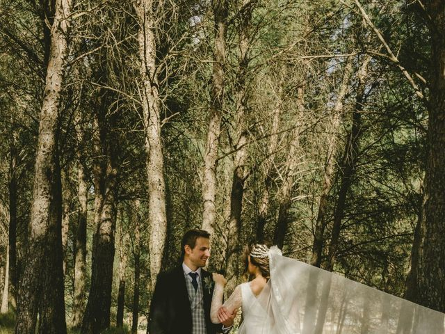 La boda de Félix y Ana en Ayerbe, Huesca 2