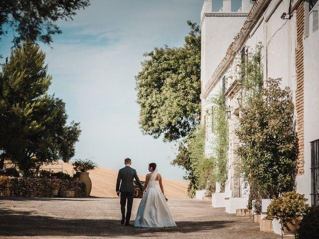La boda de Sjoerd y Suzanne en Arcos De La Frontera, Cádiz 12