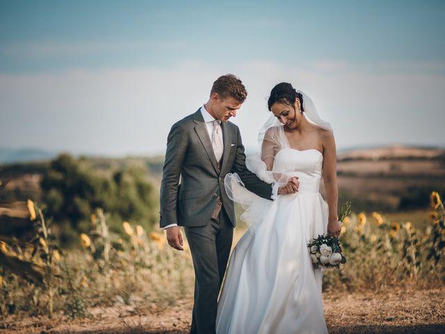La boda de Sjoerd y Suzanne en Arcos De La Frontera, Cádiz 16