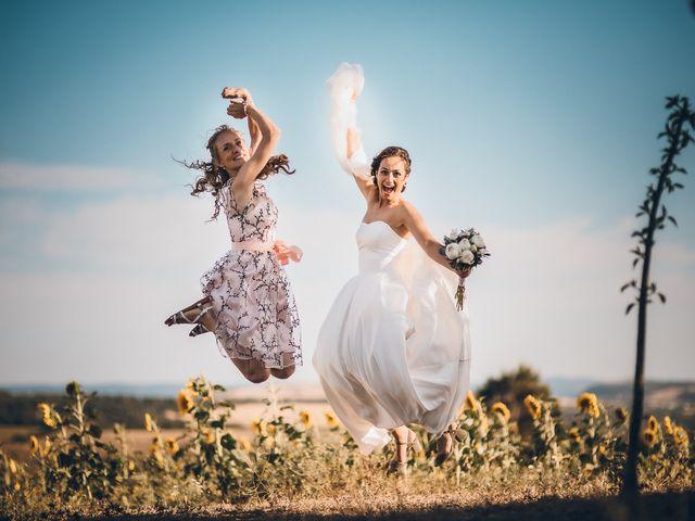 La boda de Sjoerd y Suzanne en Arcos De La Frontera, Cádiz 17