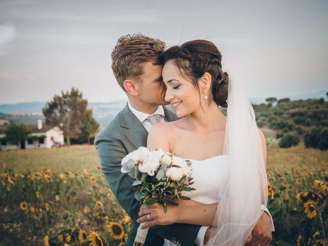 La boda de Suzanne y Sjoerd