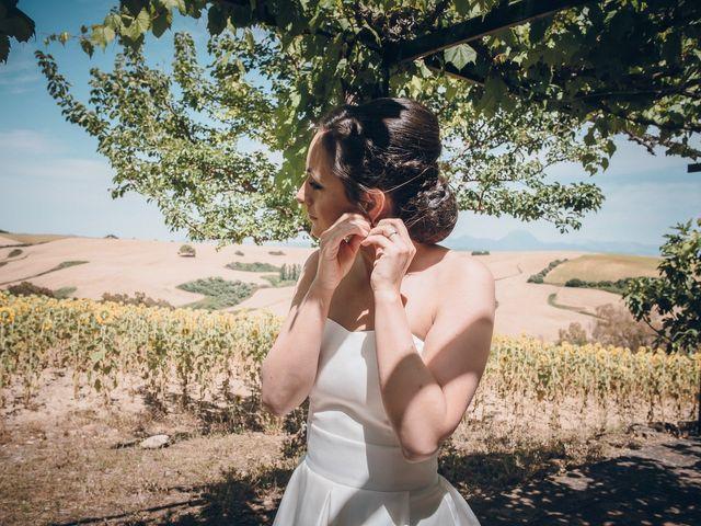La boda de Sjoerd y Suzanne en Arcos De La Frontera, Cádiz 21