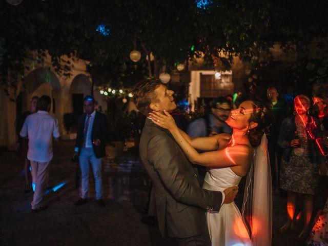 La boda de Sjoerd y Suzanne en Arcos De La Frontera, Cádiz 53