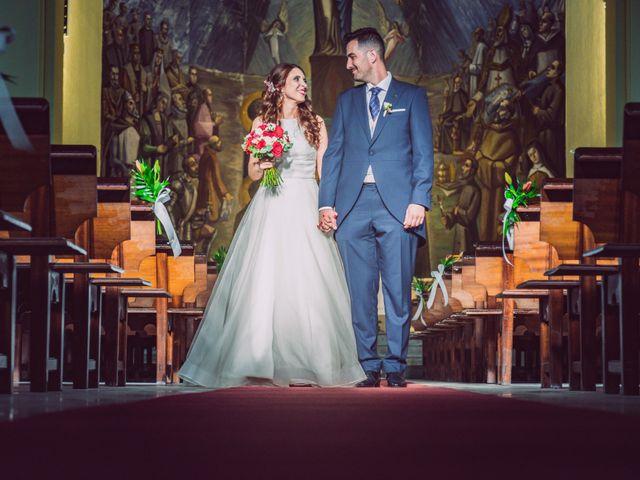 La boda de Conchi y Kike