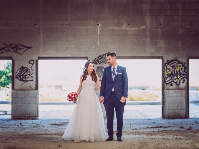 La boda de Kike y Conchi en Albacete, Albacete 8