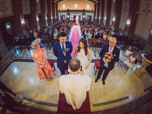 La boda de Kike y Conchi en Albacete, Albacete 28