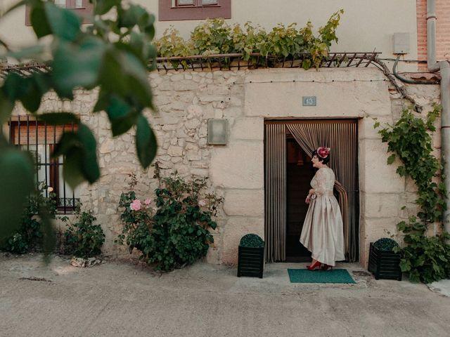 La boda de Jose y Edurne en Santa Gadea Del Cid, Burgos 42
