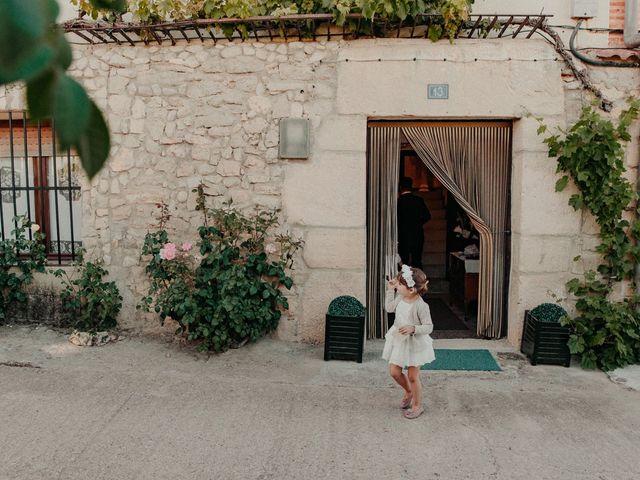 La boda de Jose y Edurne en Santa Gadea Del Cid, Burgos 43
