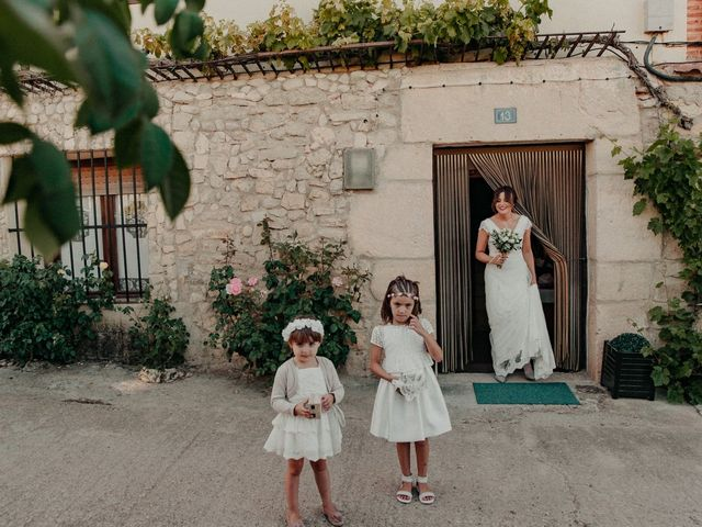 La boda de Jose y Edurne en Santa Gadea Del Cid, Burgos 44