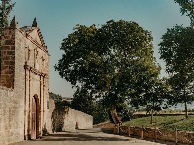 La boda de Jose y Edurne en Santa Gadea Del Cid, Burgos 49