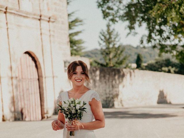La boda de Jose y Edurne en Santa Gadea Del Cid, Burgos 50