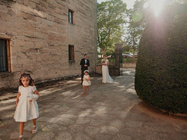 La boda de Jose y Edurne en Santa Gadea Del Cid, Burgos 52