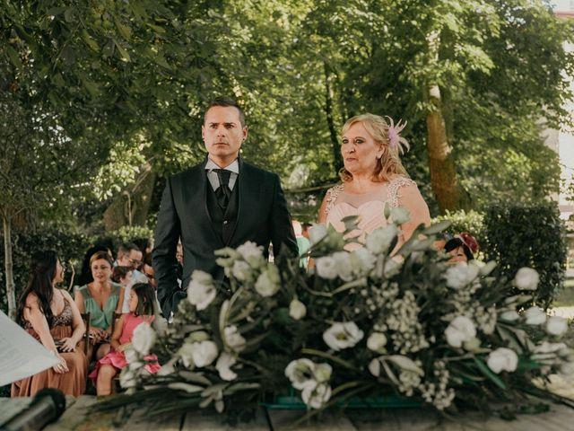 La boda de Jose y Edurne en Santa Gadea Del Cid, Burgos 53