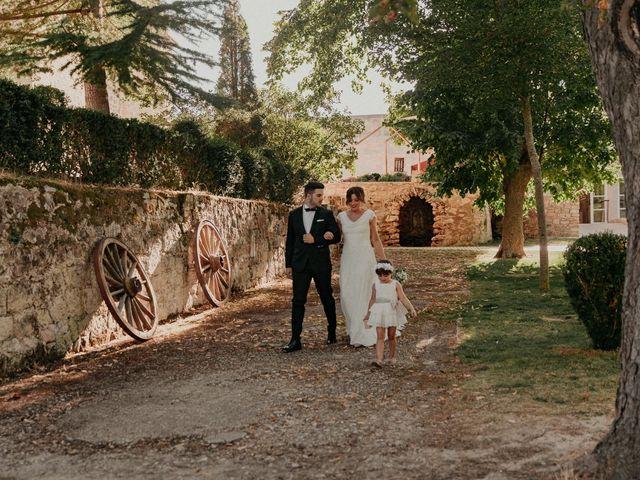 La boda de Jose y Edurne en Santa Gadea Del Cid, Burgos 54