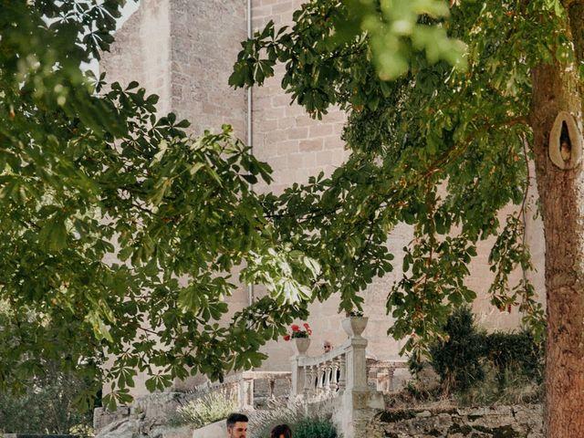 La boda de Jose y Edurne en Santa Gadea Del Cid, Burgos 55