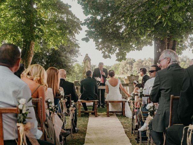 La boda de Jose y Edurne en Santa Gadea Del Cid, Burgos 59
