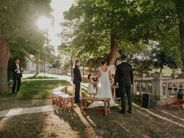 La boda de Jose y Edurne en Santa Gadea Del Cid, Burgos 69